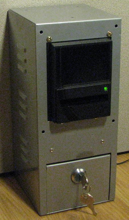 Convert PC into Bill Operated Interent Kiosk